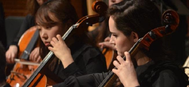 festivales  La Joven Orquesta Nacional de Canadá interpreta a Falla, Vivaldi y Prokófiev en el Festival de Verano
