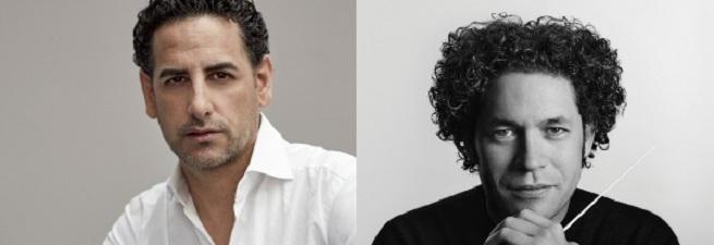 festivales  Flórez y Dudamel, dos latinos en la corte de Peralada