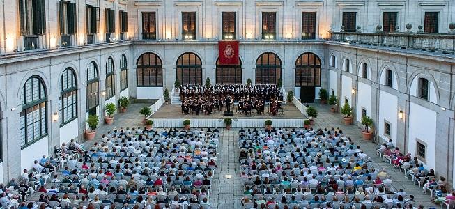 festivales  Más de 18.000 madrileños disfrutaron del festival Clásicos de Verano de la Comunidad de Madrid