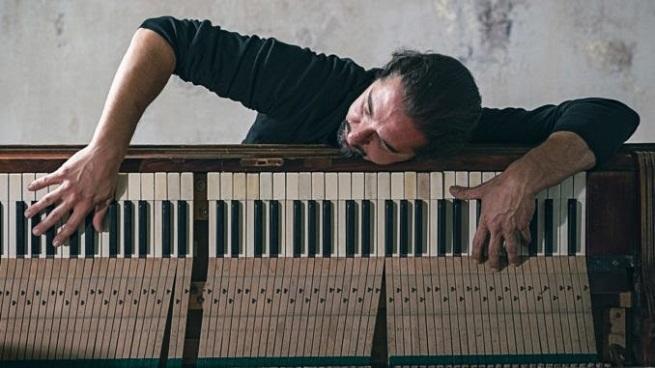 festivales  Yo, Piano, el concierto visual de Carlos Bianchini, última cita del Festival de Verano del Escorial
