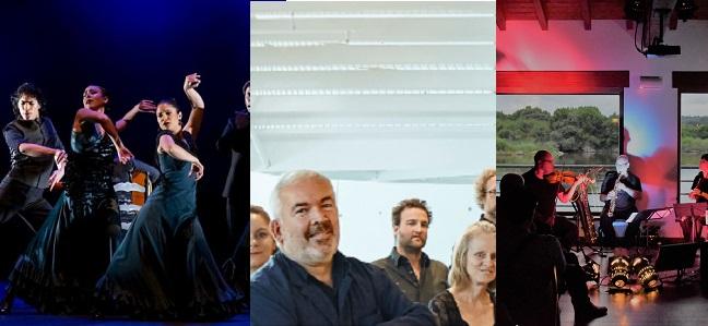 festivales  Música barroca, contemporánea, clásica y Ballet en el Festival Internacional de Santander