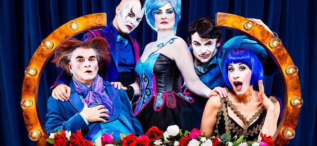 notas  The Opera Locos, una batalla de egos llena de ópera y humor en los Teatros del Canal