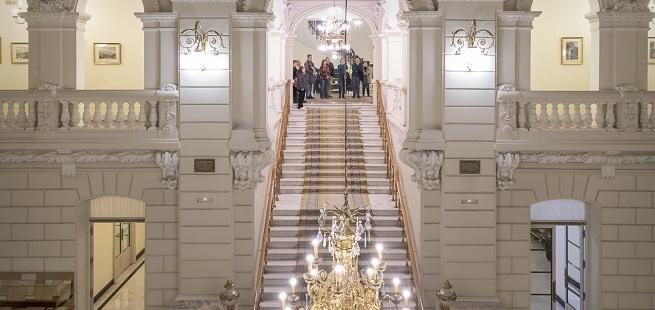 notas  La Comunidad de Madrid abre las puertas de más de veinte palacios de la región
