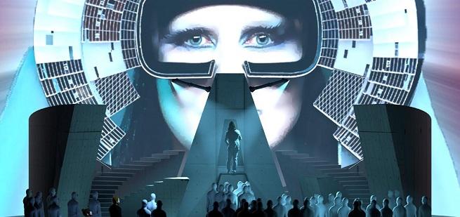 lirica  El Liceu estrena una nueva producción de Turandot futurista y poética