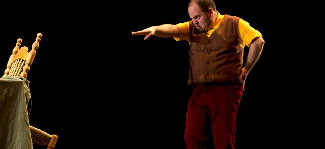 notas  El flamenco y el burlesque se dan la mano en Franito de Patrice Thibaud, en los Teatros del Canal