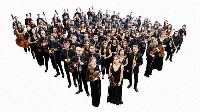 temporadas  Gira de conciertos de la JONDE Delirios... ¡de concierto! Mozart, Haydn y Beethoven alla italiana