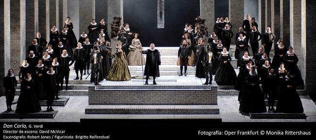 lirica  El Teatro Real abre temporada con Don Carlo, de Verdi