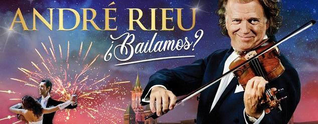clasica  André Rieu llega a Yelmo Cines con su espectáculo de vals ¿Bailamos?