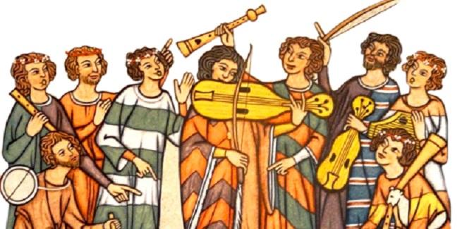cursos  Cursos de la Escuela de Música Medieval y de Tradición oral