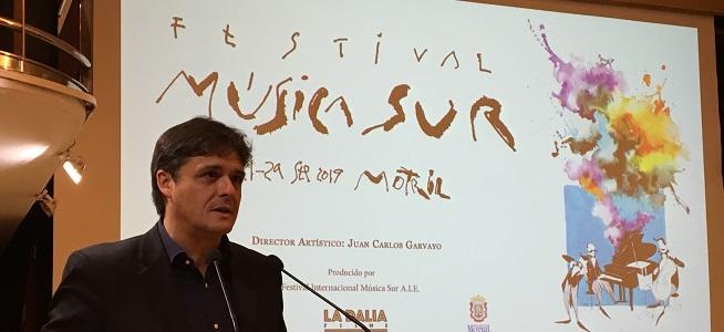 """festivales  Festival Música Sur o """"cómo amar la música de cámara"""""""