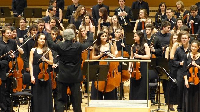 actualidad de centros  Acuerdo entre la CCMA y la ESMUC para la difusión de las actividades de la Escuela Superior de Música de Cataluña
