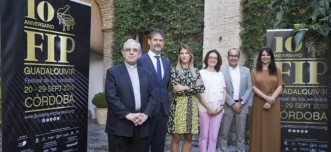 festivales  El FIP Guadalquivir apuesta por acercar la música y el patrimonio a través de los cinco sentidos
