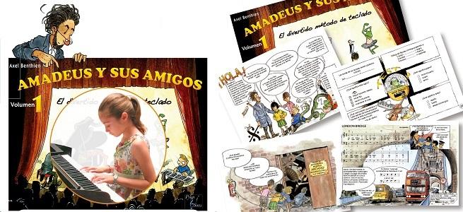 cursos  Nuevo seminario Conmusica Amadeus y sus amigos