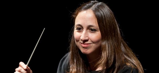 clasica  La Real Filharmonía de Galicia inicia su temporada de abono bajo la batuta de Joana Carneiro