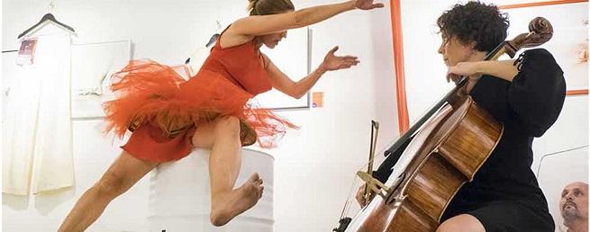 contemporanea danza  Micro Festival de Danza Improvisación