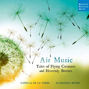 cdsdvds  Air Music, Tales of Flying Creatures and Heavenly Breezes: Buen hacer alemán