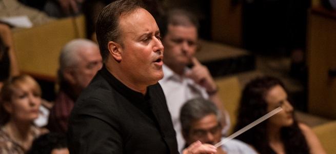 clasica  La OFGC y Chichon ofrecen una apertura de temporada con la Sinfonía nº 1 de Mahler