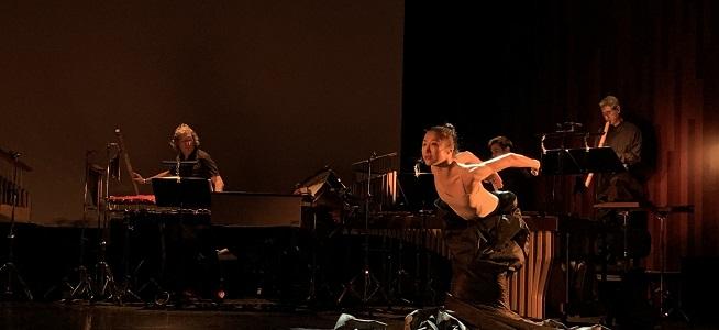 contemporanea danza  Homenaje a Martha Graham con música de Ramón Humet en lAuditori