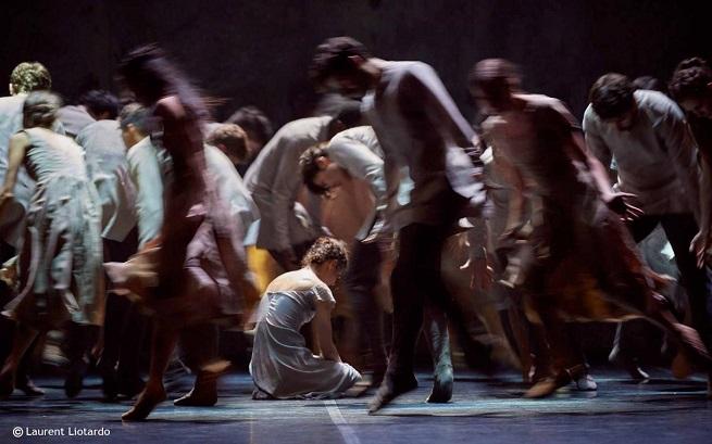 clasica danza  El Teatro Real pone en escena Giselle, con el English National Ballet y Tamara Rojo