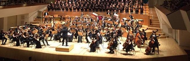 clasica  La Orquesta y Coro Filarmonía, todo Beethoven en el Auditorio Nacional