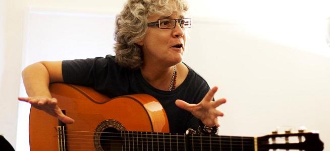 actualidad de centros  Curso de flamenco con Mayte Martín en CSKG