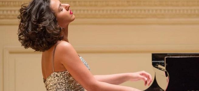 clasica  Khatia Buniatishvili, entre el amor y la iracon las Sonatas de Beethoven, en el Ciclo de Grandes Intérpretes