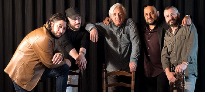 novedades  Pedro Ojesto y Flamenco Jazz Company presentan nuevo disco: Kilometro 0