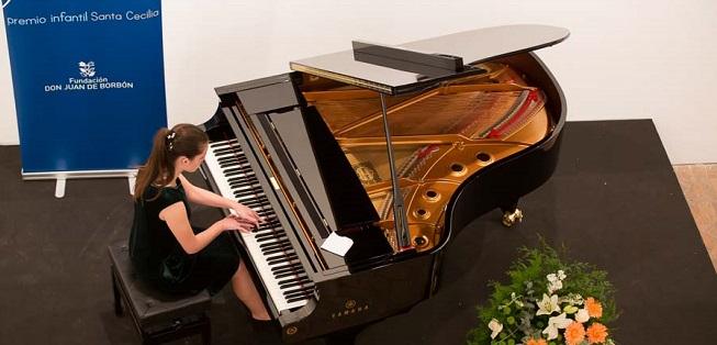 convocatorias concursos  Abierto el plazo de inscripción para el 23 Premio Infantil de Piano Santa Cecilia