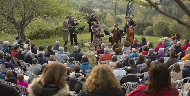 festivales  Música en Segura inaugura su edición de otoño