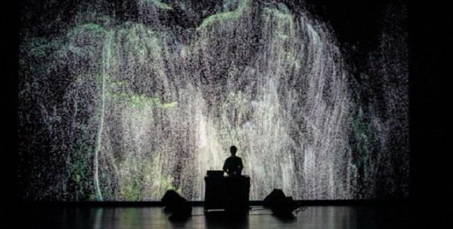musica electronica musica  L.E.V Matadero, Festival de electrónica visual