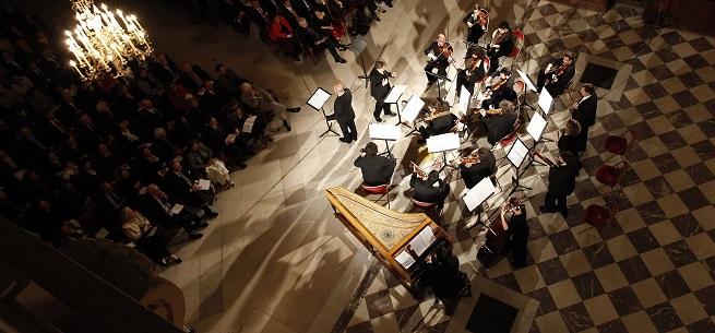 antigua  El CNDM inaugura el Ciclo Universo Barroco con la recuperación de la ópera Coronis