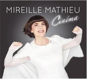 novedades  Cinema, Mireille Mathieu recrea la inmortalidad del séptimo arte