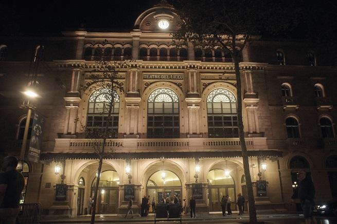 lirica  El Liceu saca la música a la calle para celebrar el Día Mundial de la ópera
