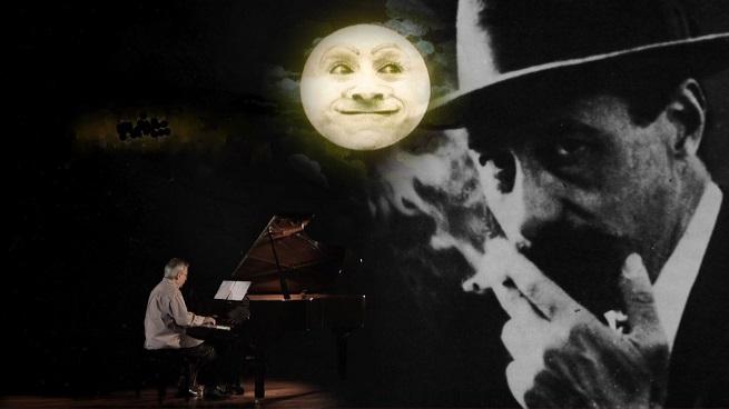notas  Jordi Sabatés recrea a Segundo de Chomón: un recital de piano con imágenes en los Teatros del Canal