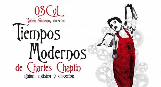 notas  La Sinfónica de Castilla y León interpretará la banda sonora de 'Tiempos modernos' de Chaplin durante la proyección del clásico en la 64ª Seminci