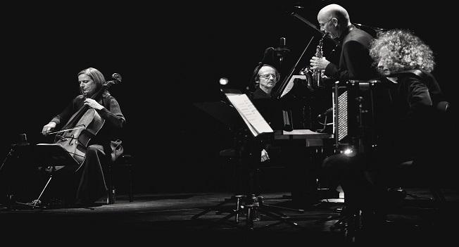 temporadas  El Tarkovski Quartet inaugura el ciclo Fronteras reinventando el imaginario sonoro del cineasta ruso