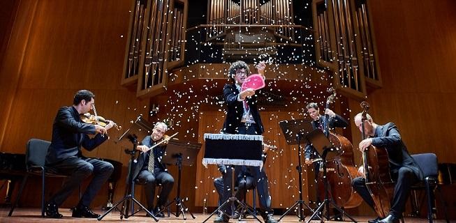 para ninos  Ciclo Clásicos Divertidos de la Escuela Superior de Música Reina Sofía