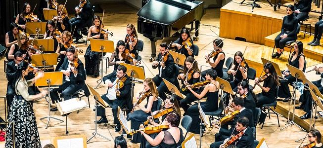 musicas del mundo  La Orquesta Metropolitana de Madrid y el Coro Talía despiden el año con Aires latinos