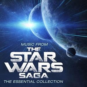 novedades  La música de la Saga de Star Wars en The Essential Collection