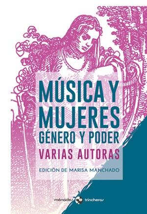 libros  Presentación del libro Música y Mujeres Género y poder