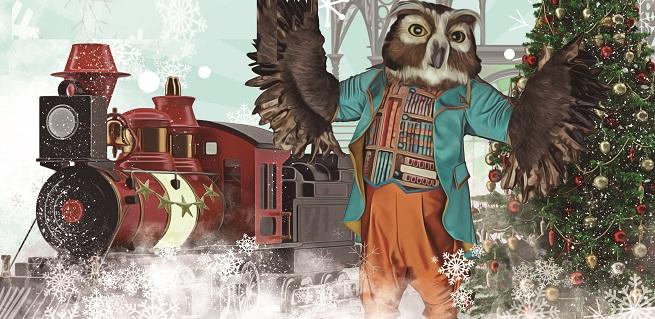 para ninos  Personajes fantásticos llegan a la pista del Circo Price en Navidad
