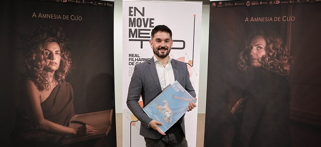lirica  La Real Filarmonía de Galicia estrena la ópera A amnesia de Clío, de Fernando Buíde
