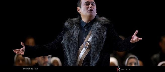 lirica  Javier Camarena vive el otoño en el Teatro Real