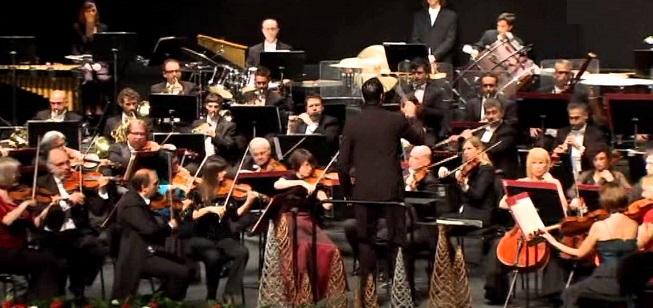 contemporanea  Nocturno Sinfónico, Premio de Composición AEOS   BBVA, con la Orquestra Simfònica de Illes Balears