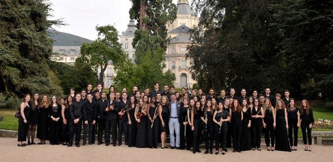 clasica  Matinés Musicales en el Real Sitio de San Ildefonso de la Fundación Katarina Gurska