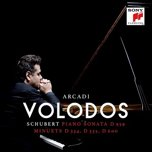 cdsdvds  Schubert: Romanticismo, piano y Arcadi Volodos