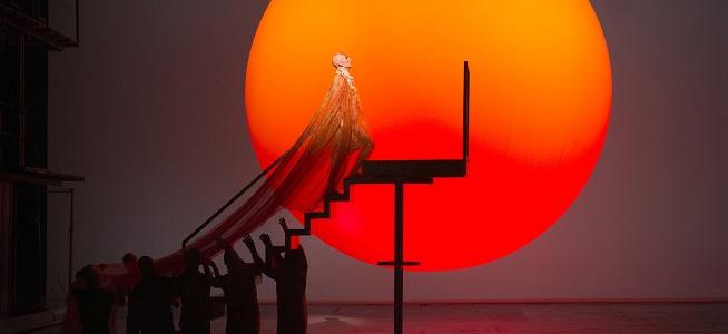lirica  Akenatón, de Philip Glass, en directo desde el Metropolitan de Nueva York en Yelmo Cines