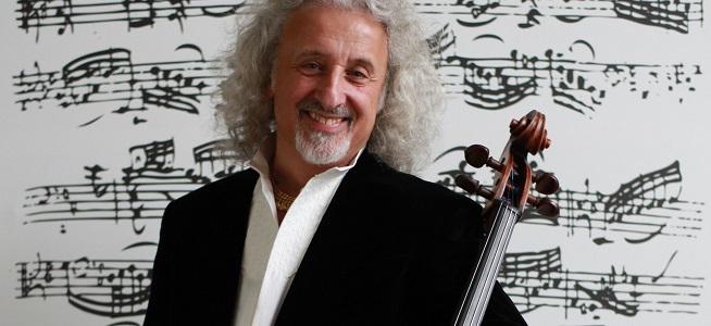antigua  Maisky a solas, vis a vis con Bach
