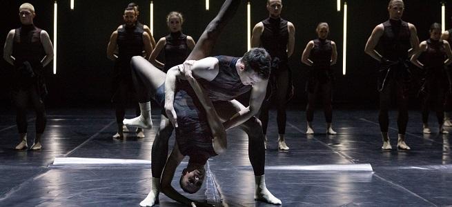 contemporanea danza  Figuras mundiales como Jacopo Godani, Wayne McGregor y Gustavo Ramírez Sansano en el inicio de Madrid en Danza