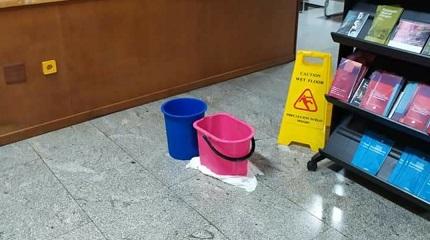 """actualidad de centros  La Xunta de Delegados del CSM de Vigo denuncian las condiciones """"deplorables"""" del centro"""